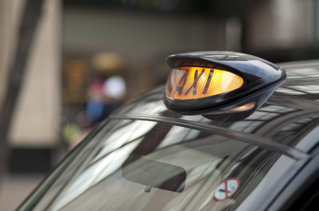 Insurance for black cab vehicles